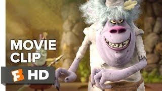 Trolls Movie CLIP - Never Say Never (2016) - Christopher Mintz-Plasse Movie