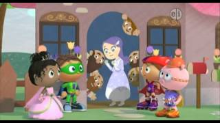041 Super Why    Snow White