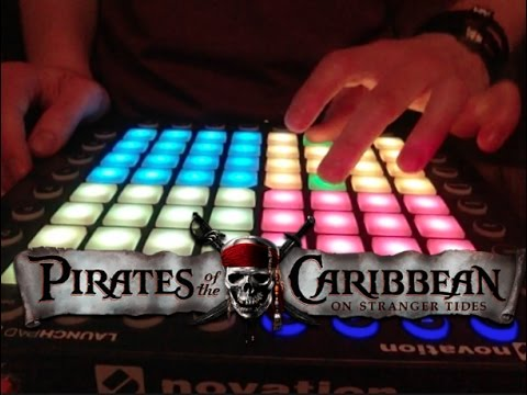 Xxx Mp4 He S A Pirate Pirates Of The Caribbean Theme Launchpad Cover 3gp Sex