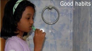 Good habits - Kindergarten - Tamil