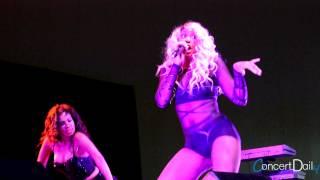 Tamar Braxton performing 'Hot Sugar' Live at FSO