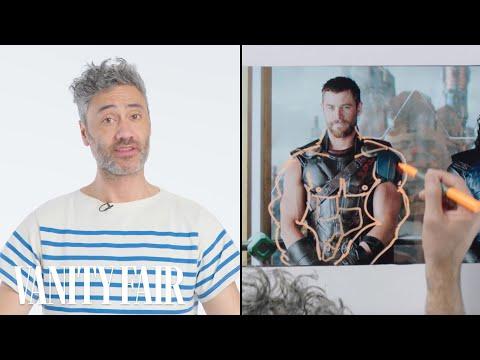 Thor Ragnarok s Director Breaks Down a Fight Scene Notes on a Scene Vanity Fair