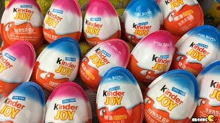 New Kinder Surprise Eggs Limited Edition for Girls - Kinder Chocolate Surprise Eggs