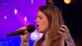 Britain's Got Talent 2017 Sian Pattison - Simon Stops Emotional Singer Full Audition S11E03