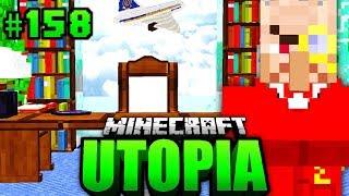 GABE's BRUDER ist MILLIONÄR?! - Minecraft Utopia #158 [Deutsch/HD]