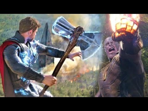 The REAL Reason Why Stormbreaker Overpowered the Infinity Gauntlet INFINITY WAR EXPLAINED