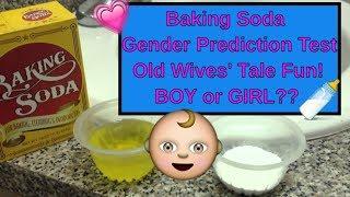 Baking Soda Gender Prediction Test @ 16 Weeks Pregnant!   LifeTagsLulu