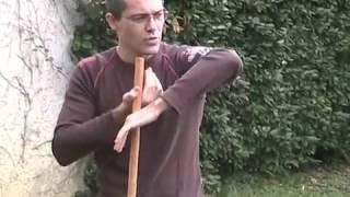 Cours de bâton français