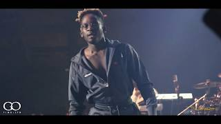 Mr Eazi Surprises The Compozers at A Night With The Compozers 5 and performs Leg Over
