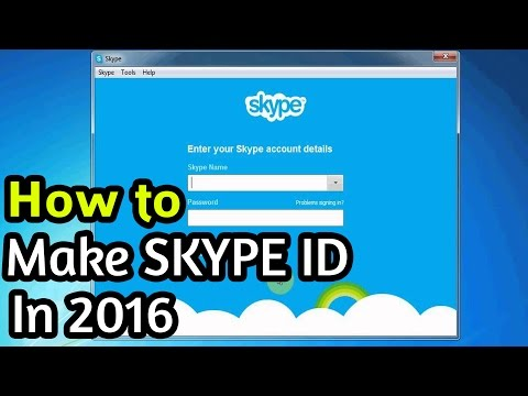 Xxx Mp4 How To Make A Skype Account 2016 Create Skype ID 2016 Step By Step 3gp Sex