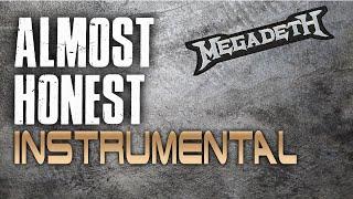 Megadeth - Almost Honest Cover