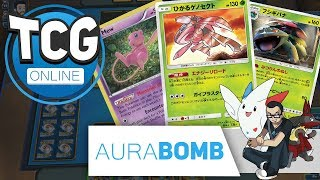 GENESECT VENUSAUR!! TIME FOR SHINING LEGENDS! | PTCGO Live STANDARD #187 w/ AuraBomb