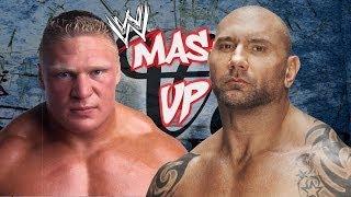 WWE Mashup - I Walk In Pain Batista and Brock Lesnar Mix (Dalyxman)