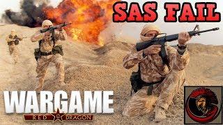 Wargame Red Dragon - SAS Fail