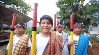 IND - Rangku Alu (Traditional Dance / Game)