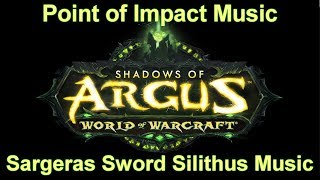 Silithus Wound Point of Impact Music (Sargeras Sword Silithus Music) - Legion Music