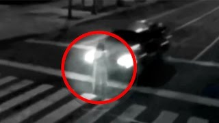 5 Ghost Caught on CCTV Camera Footage!