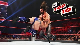 Top 10 Raw moments: WWE Top 10, Sept. 5, 2016