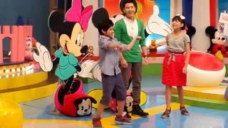 Pepe Disney Club 555 ดูเบื้องหลังกันครับ 15-6-2013