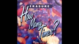 Erasure - How Many Times? - Backing Track