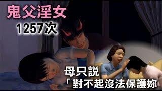 鬼父淫女千次揍全家只關22年 母泣「沒法保護妳」| 台灣蘋果日報