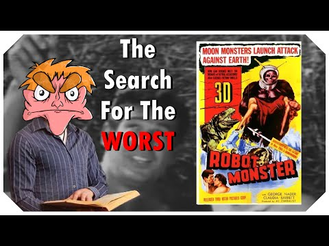 Robot Monster - The Search For The Worst - IHE