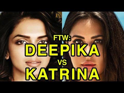 For The Win: Deepika Padukone vs Katrina Kaif