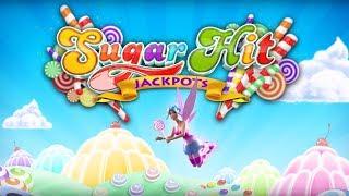 Sugar Hit Jackpots Slot - Reel Sweet Stacks - BONUS!