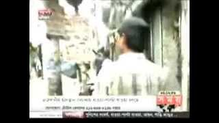 Bangla news 5 MAY 2013  Police Open Fires on Hefajote Islam rally in Paltan   YouTube
