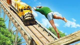 GTA 5 FAILS - #36 (GTA 5 Funny Moments Compilation)