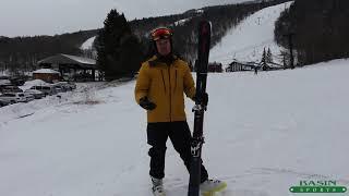 2019 Atomic Vantage 90 Ski Review