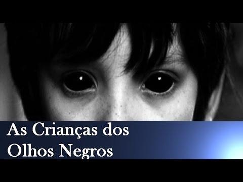 As Crianças dos Olhos Negros
