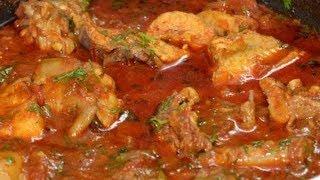 Chicken korma recipe/easy and fast recipe of chicken korma/Mughlai dish/English subtitle