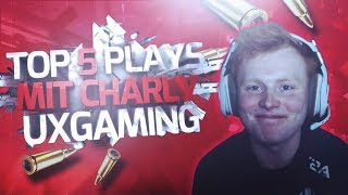 UX TOP 5 Plays w/ Charly | WWII Edition