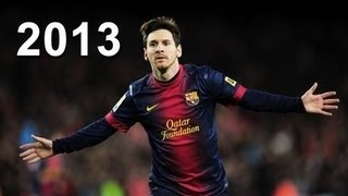 Lionel Messi ● All 67 Goals in 2012/2013 ● With Commentary