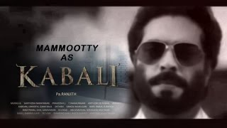Mammootty as KABALI | samrajyam and gangstar movie | nerupp da