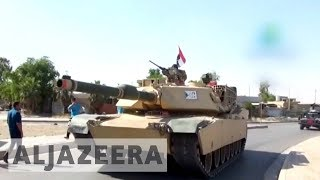 Iraqi army takes 'full control' of Kirkuk without fight from Kurdish forces