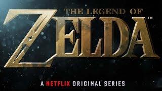 LEAKED Legend of Zelda NETFLIX TRAILER