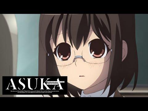 Xxx Mp4 What Strong Girls Do Magical Girl Spec Ops Asuka 3gp Sex