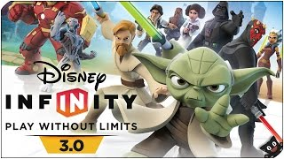 El comienzo de algo grande! | Ep. 01|  Disney Infinity 3.0 con @Naishys