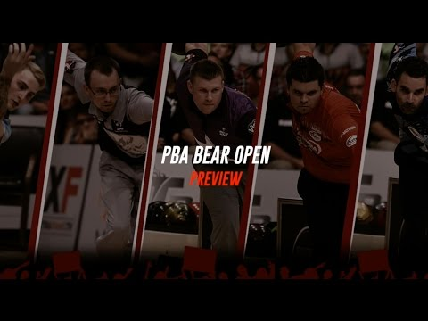 2016 PBA Bear Open Preview