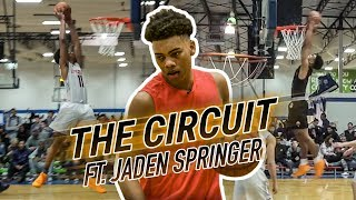 """""""I Realized He Was Special At 9 Years Old."""" Jaden Springer Is A Basketball PRODIGY 😱"""