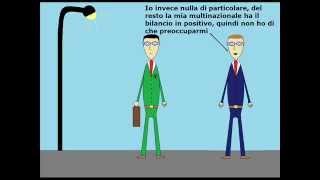 PaintLove - Lo strano caso di DR POLENTA e MR ARANCINO