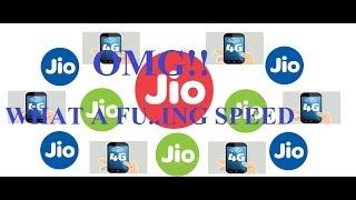 OMG ! what a fu..ing reliance jio 4g speed  [Hindi-हिन्दी]