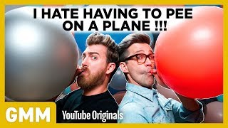 Travel Nightmares Rant | THE BIG BLOWUP