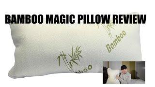 Bamboo Magic Pillow Review