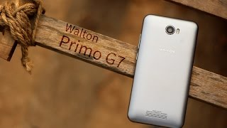 Walton Primo G7 Review in Bangla | Low Budget Smartphone For Beginner in Bangladesh