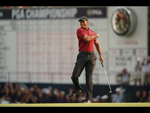 Xxx Mp4 Tiger Woods 2018 PGA Championship Complete Final Round 3gp Sex