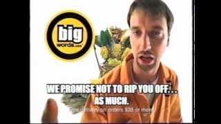 Tom Green 1999 BIGWORDS Bananas 30