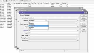 merge 4 lines NTH bridge mode mikrotik دمج 4 خطوط برودباند بالتساوي خطوة بخطوة بطريقة ان تي اتش